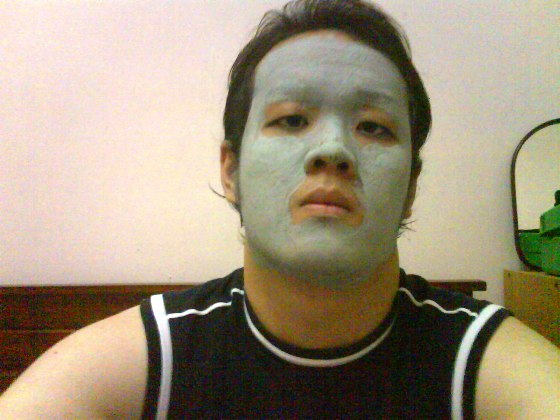 Natural Oceanic Clay Mask! xD