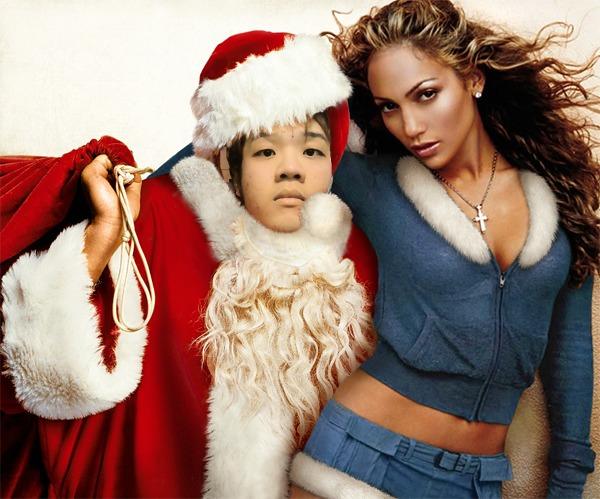 X'mas with J. Lo