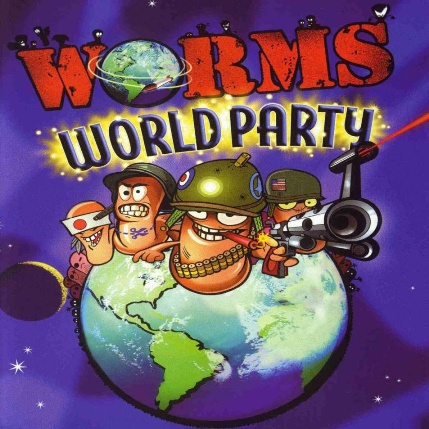 Worms World Party woot!