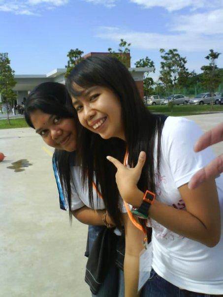 Priya & Catherine